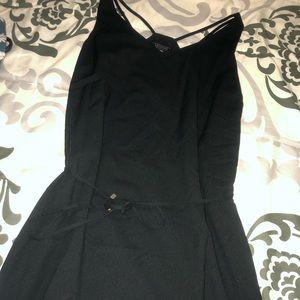 Black metaphor dress